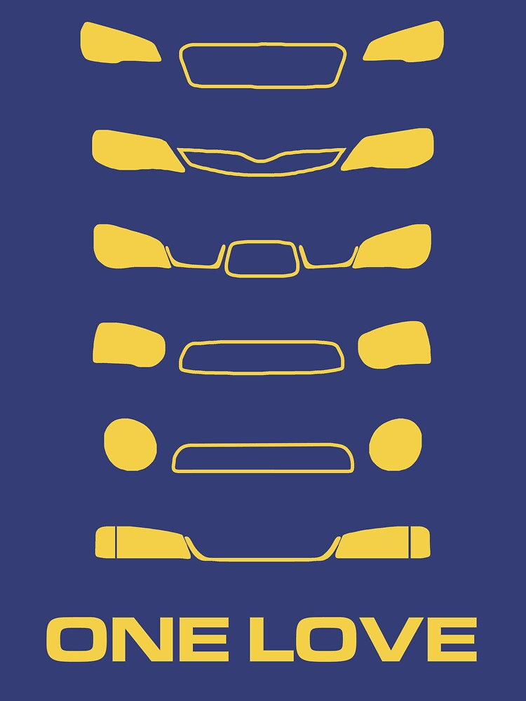 Subaru Impreza - One love | Unisex T-Shirt