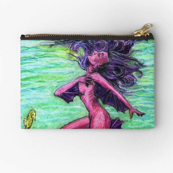Nixie Dreams Zipper Pouch