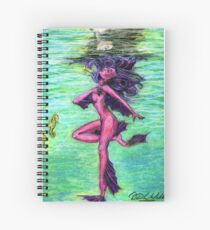 Nixie Dreams Spiral Notebook