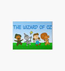 The Wizard Of Oz Art Board