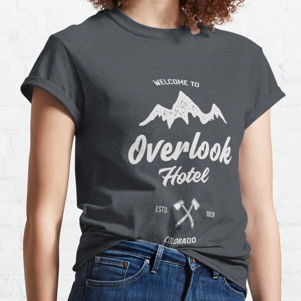 Welcome to the Overlook Classic T-Shirt