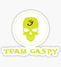 Team Gaspy Sticker