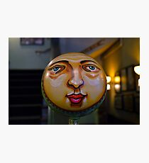 Stairway Finial Photographic Print