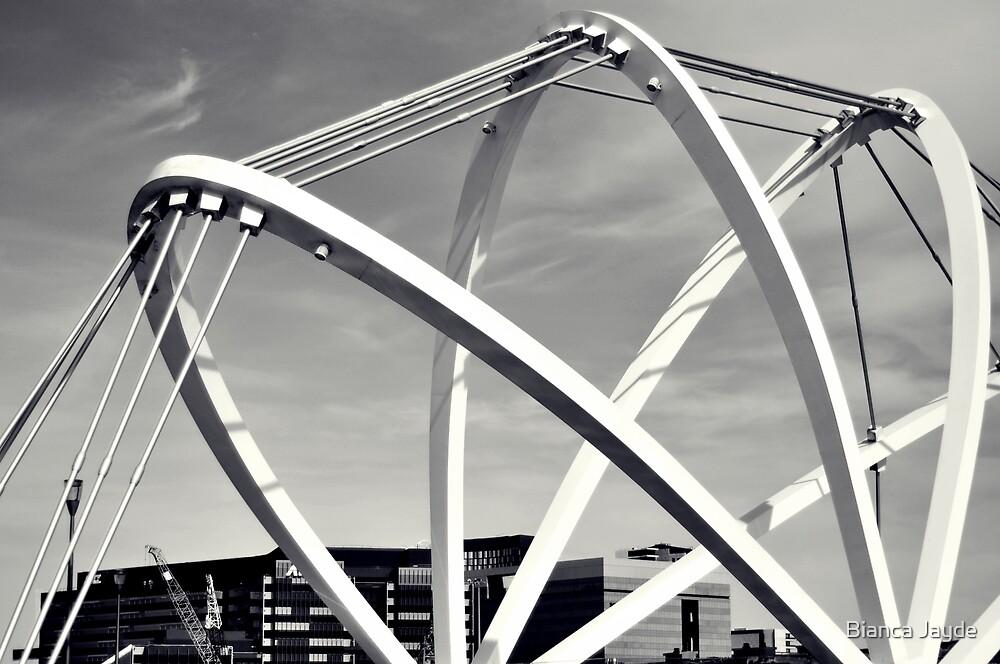 Seafarers Bridge by Bianca Turner