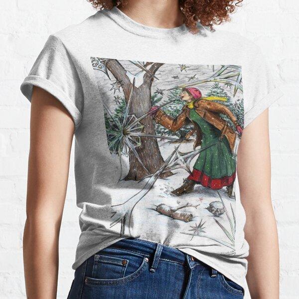 Snowflake Girl Classic T-Shirt