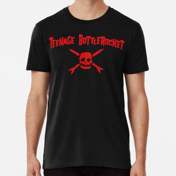 Teenage BottleRocket American Punk Rock Band Premium T-Shirt