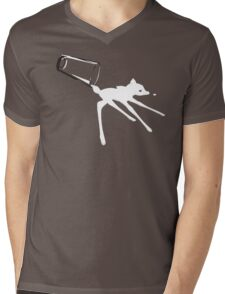 Oh Deer!! Mens V-Neck T-Shirt