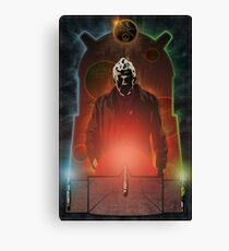 Doctor Who - No More Canvas Print