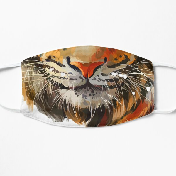 Tiger | Tiger Drawing | beautiful Tiger Mask