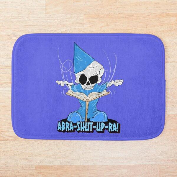 ABRA-SHUT-UP-RA! Bath Mat
