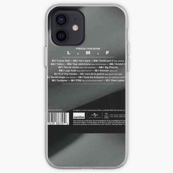 La Menace Fantôme - Freeze corleone  Coque souple iPhone