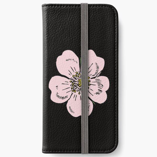 wildflower iPhone Wallet