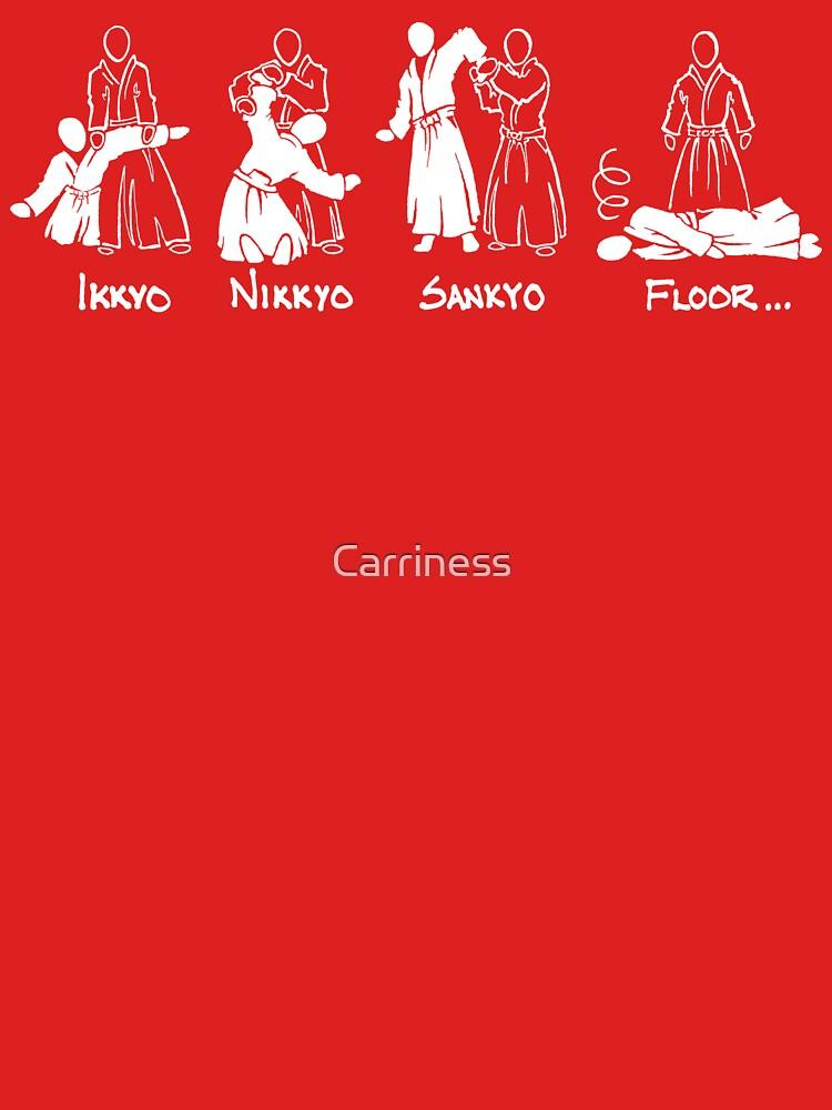 Ikkyo Nikkyo Sankyo Floor | Unisex T-Shirt