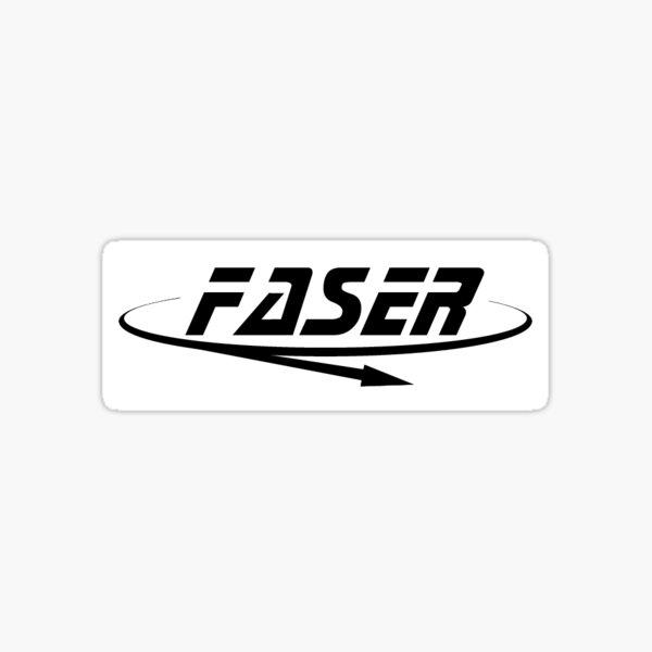 FASER Experiment Sticker