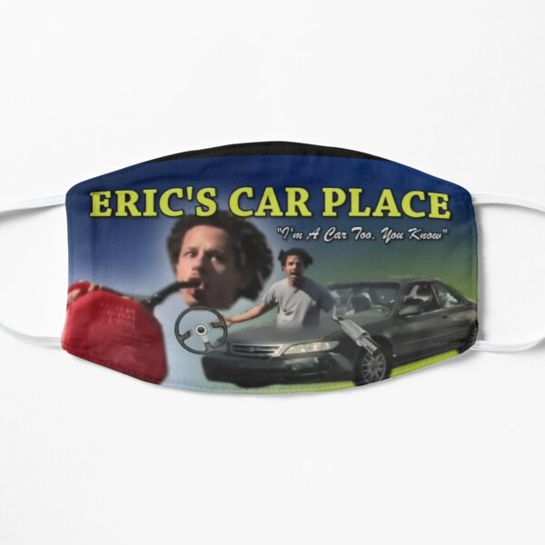 the eric andre show car place Mask