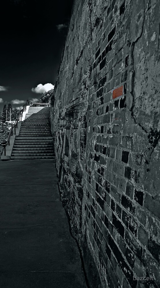 Another Brick In The Wall. by bazcelt