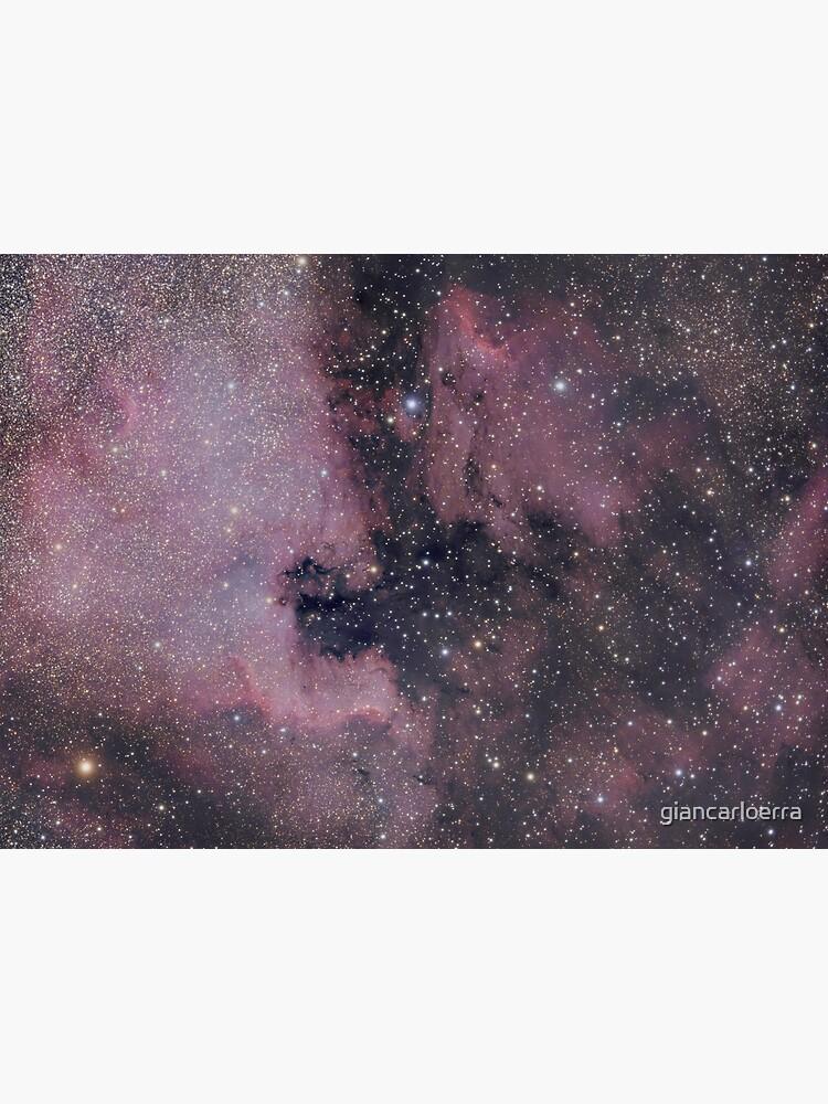 NGC7000 North America Nebula Full by giancarloerra