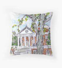 University of Virginia Rotunda Throw Pillow
