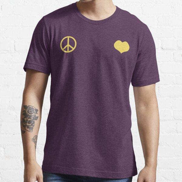 Peace and Love - Josuke Essential T-Shirt