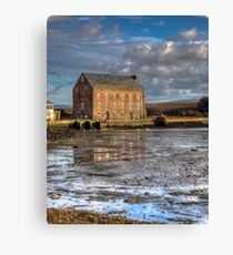 Old Millhouse Yarmouth Canvas Print