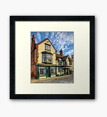 The Bugle Coaching Inn Framed Print
