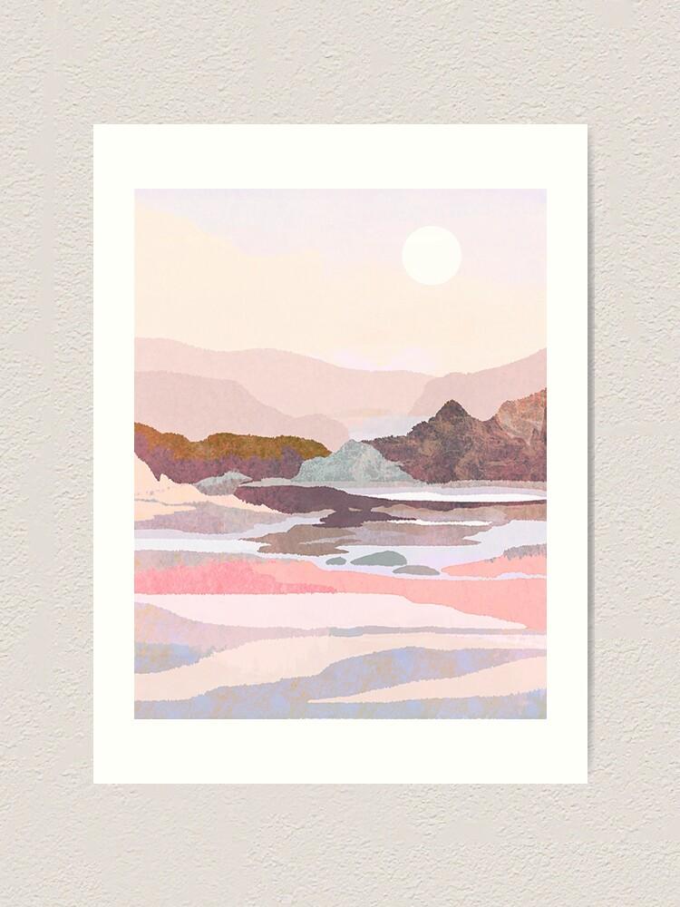 Alternate view of Waking softly Art Print