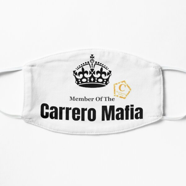 Carrero Mafia Small Mask
