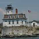 Newport Lighthouse by telley20