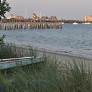 P Town harbor by telley20