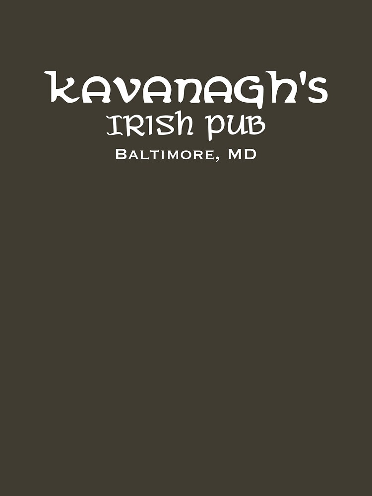 The Wire - Kavanagh's Irish Pub | Unisex T-Shirt