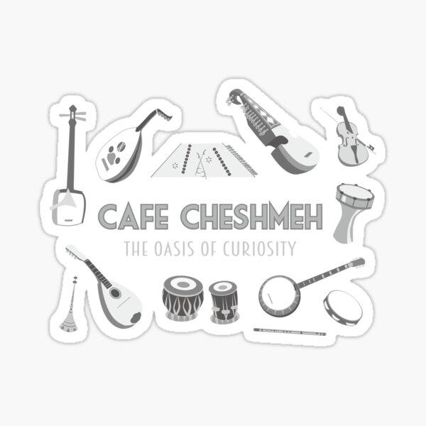 Cafe Cheshmeh :: World Music Sticker