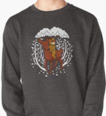 Deer Rider Pullover