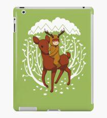 Deer Rider iPad Case/Skin
