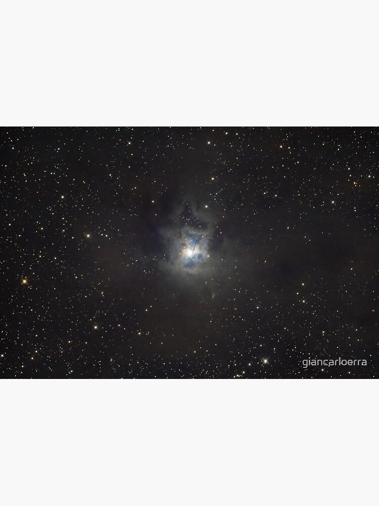 NGC 7023 Iris Nebula by giancarloerra