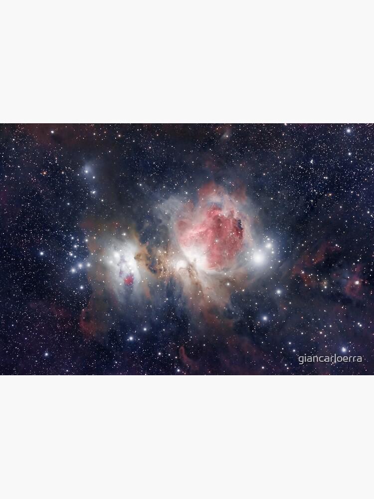 M42 Orion Nebula by giancarloerra