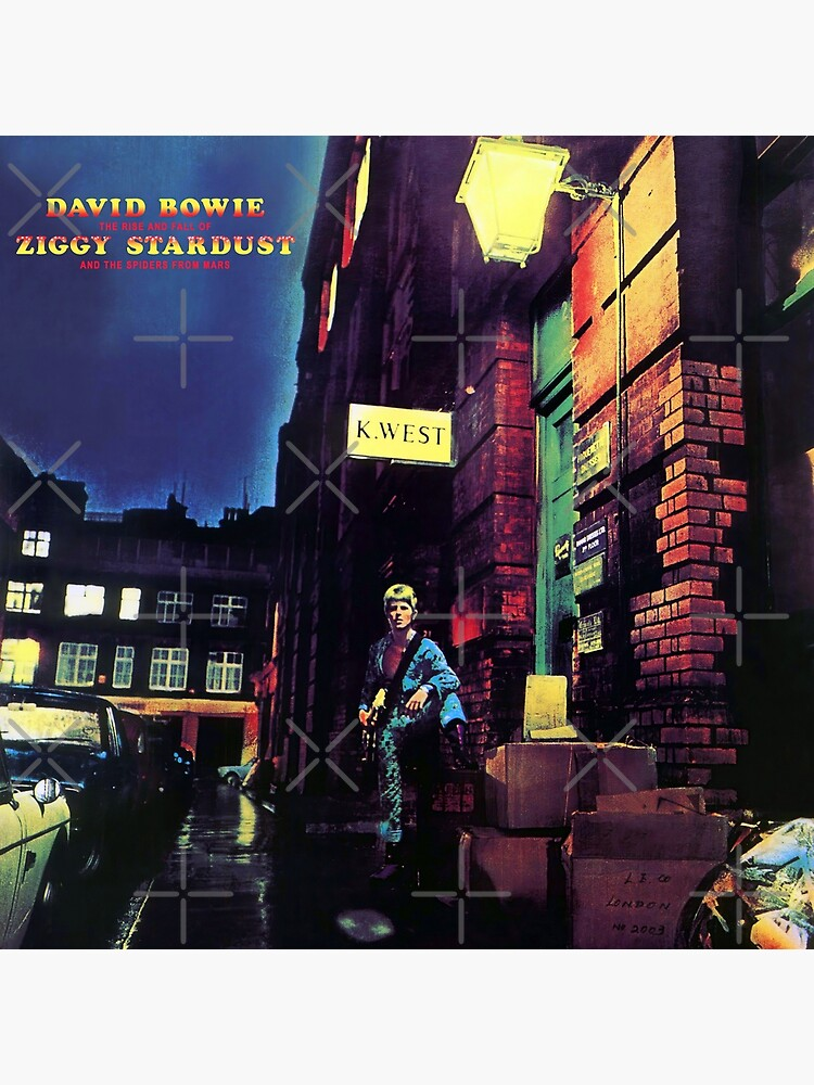 The Rise and Fall of Ziggy Stardust (HD) by music-box