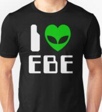 I Alien Heart EBE T-Shirt