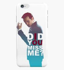 Moriarty - Did you miss me? iPhone 6 Case