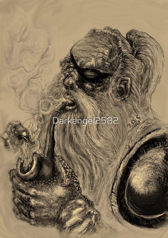 fantasy dwarf by Darkangel2582