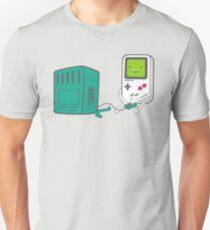 Game Boy juega a Bmo. T-Shirt