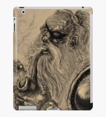 fantasy dwarf iPad Case/Skin