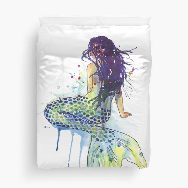 Mermaid Duvet Cover
