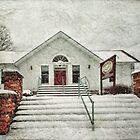 1845 Summitville Schoolhouse by PineSinger