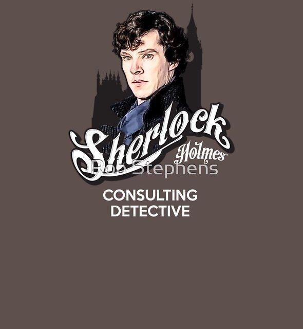 Sherlock by Rob Stephens