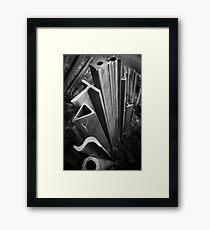 DORTMUND Framed Print