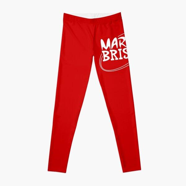 Mars' Best Brisket Official Crew Member (White) Leggings