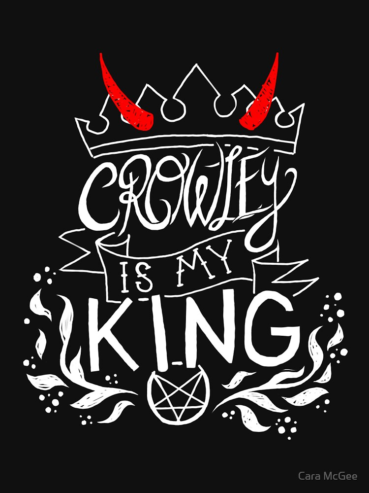 CROWLEY IS MY KING | Unisex T-Shirt