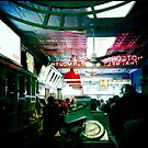 Attman's Delicatessen by Phyllis Dixon