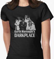 Garth Marenghis Darkplace Tailliertes T-Shirt