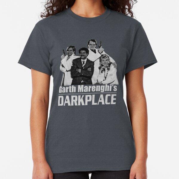 Garth Marenghi's Darkplace Classic T-Shirt